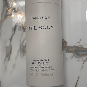 "tan luxe Makeup - Tan-luxe ""the body"" self-tan drops (50ml)"